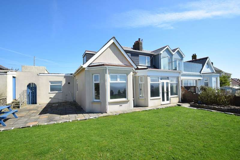 3 Bedrooms Semi Detached House for sale in West Hay, 42 West Farm Road, Ogmore-By-Sea, Bridgend, Vale Of Glamorgan, CF32 0PU