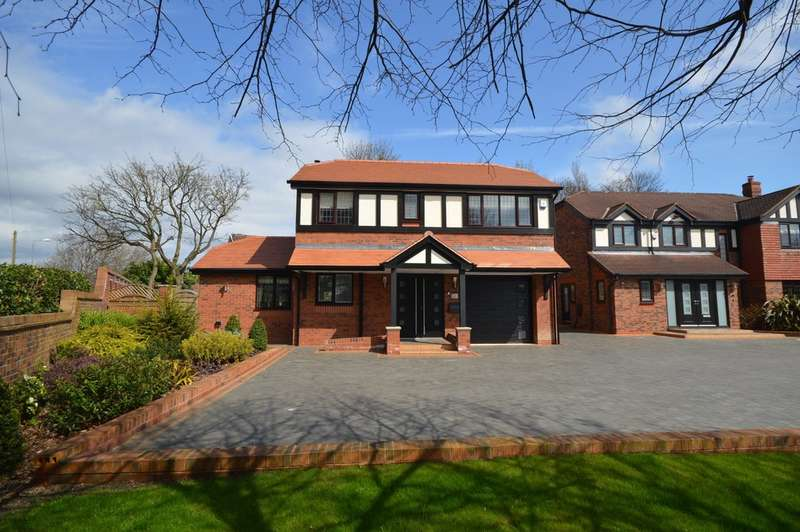 4 Bedrooms Detached House for sale in Tudor Lawns, Carr Gate, Wakefield