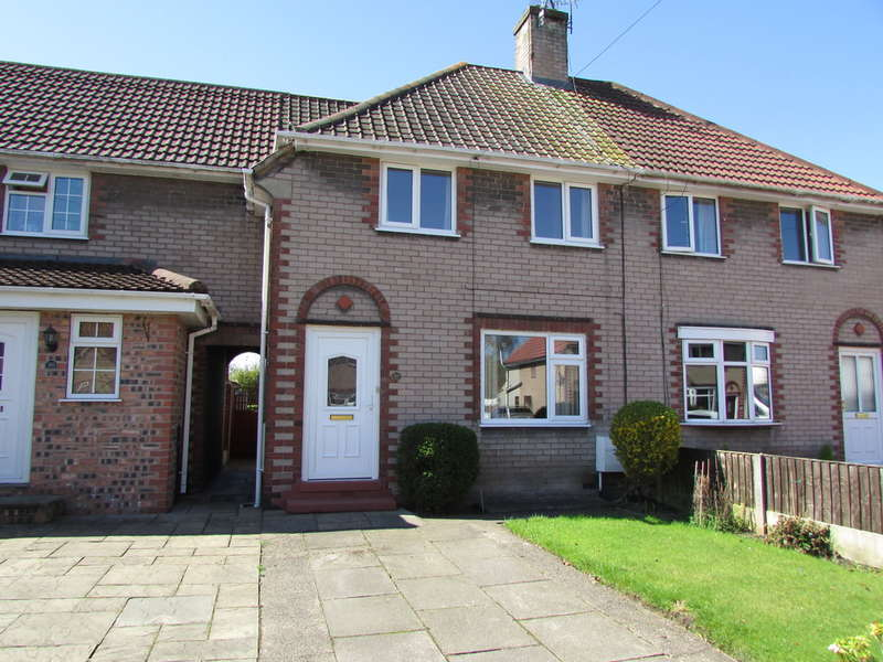 2 Bedrooms Terraced House for sale in Central Road, Rudheath