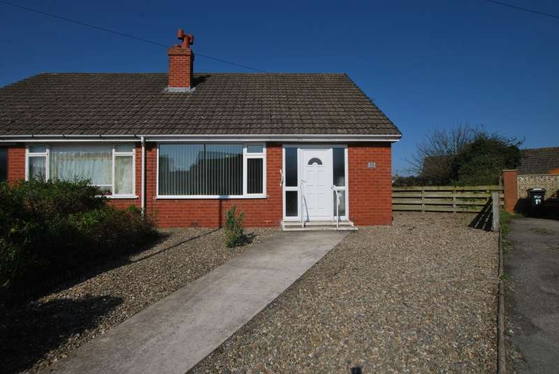 2 Bedrooms Semi Detached Bungalow for sale in Madeley Close, Broughton