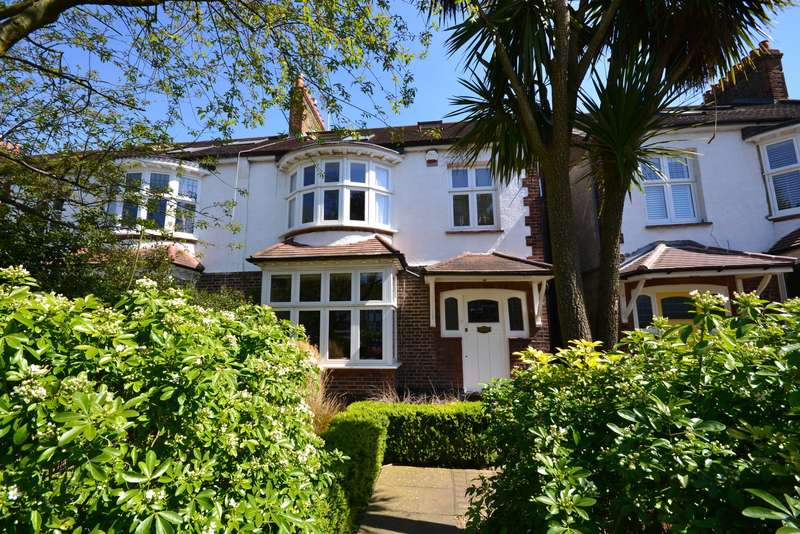 4 Bedrooms Semi Detached House for sale in Teddington