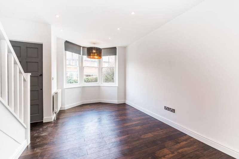 2 Bedrooms House for sale in Shobden Road, Tottenham, N17