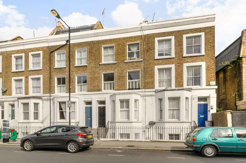 1 Bedroom Flat for sale in Greyhound Road, Barons Court, W6