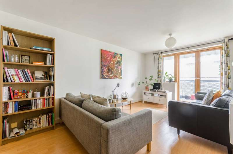 2 Bedrooms Flat for sale in Leamore Court, Bethnal Green, E2