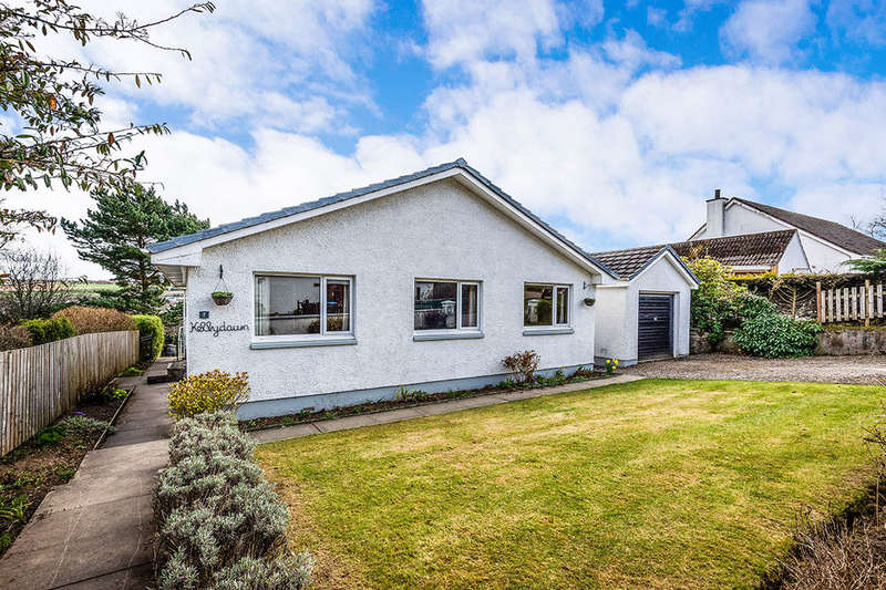 3 Bedrooms Detached Bungalow for sale in Dunglass Road, Maryburgh, Dingwall, IV7