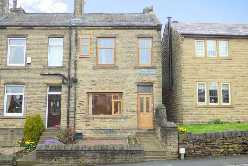 2 Bedrooms End Of Terrace House for sale in 147 Clifton Common, Clifton HD6 4JF