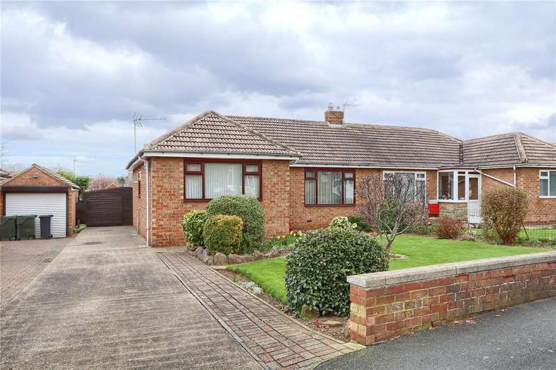 2 Bedrooms Semi Detached Bungalow for sale in Tollesby Lane, Marton