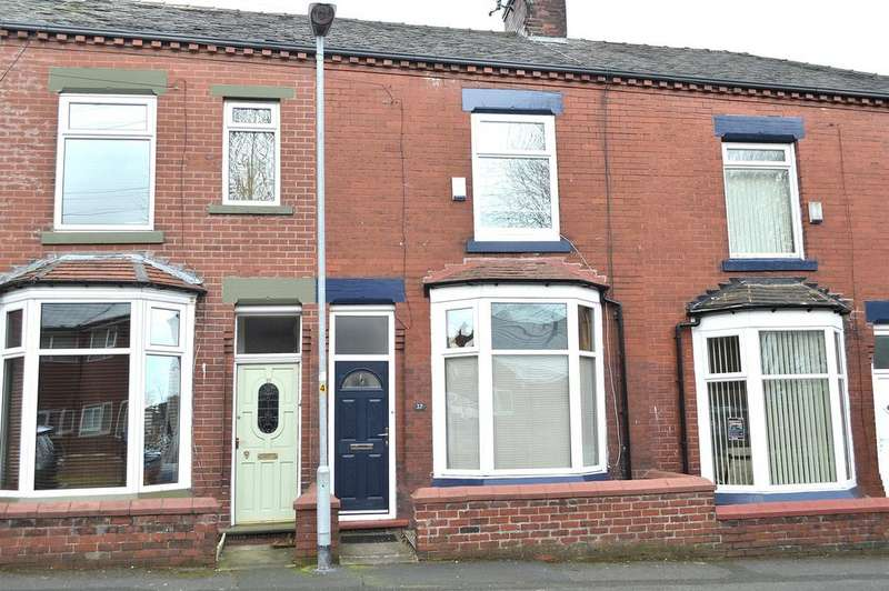 2 Bedrooms Terraced House for sale in Incline Road, Hollinwood, Oldham, OL8 4QW