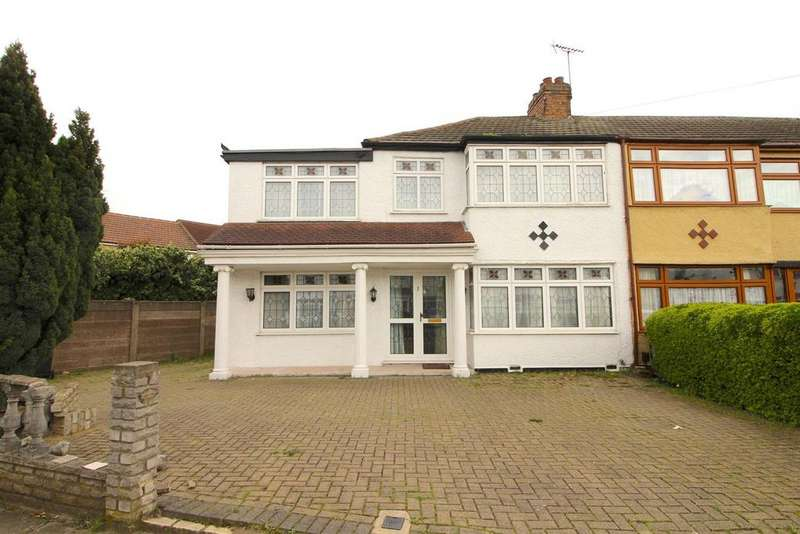 4 Bedrooms End Of Terrace House for sale in Scarborough Road, Edmonton, N9