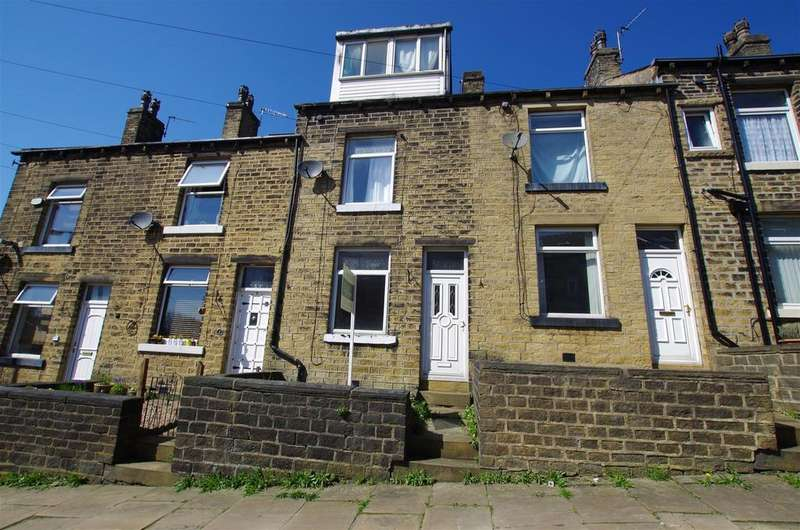 3 Bedrooms Terraced House for sale in Cleveland Avenue, Halifax