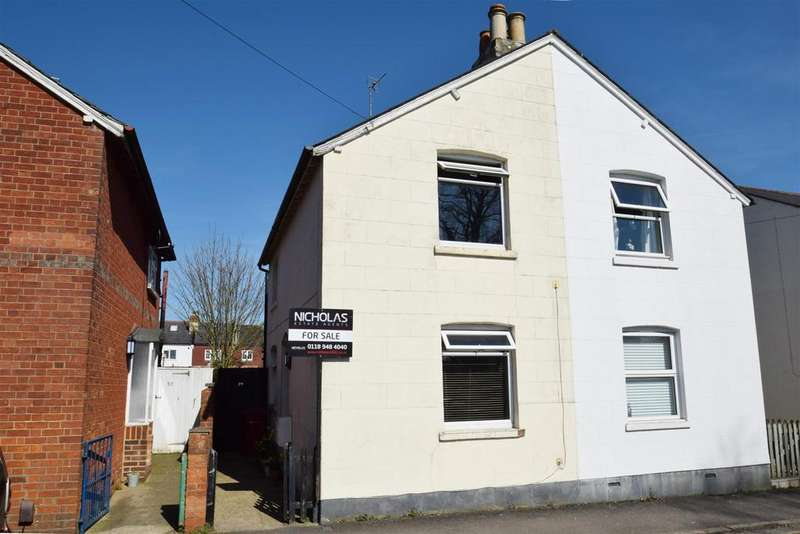 2 Bedrooms Semi Detached House for sale in Kidmore End Road, Emmer Green, Reading