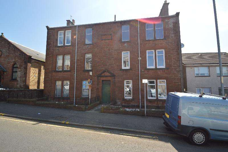 2 Bedrooms Flat for sale in Townend Street, Dalry, North Ayrshire, KA24 4AA