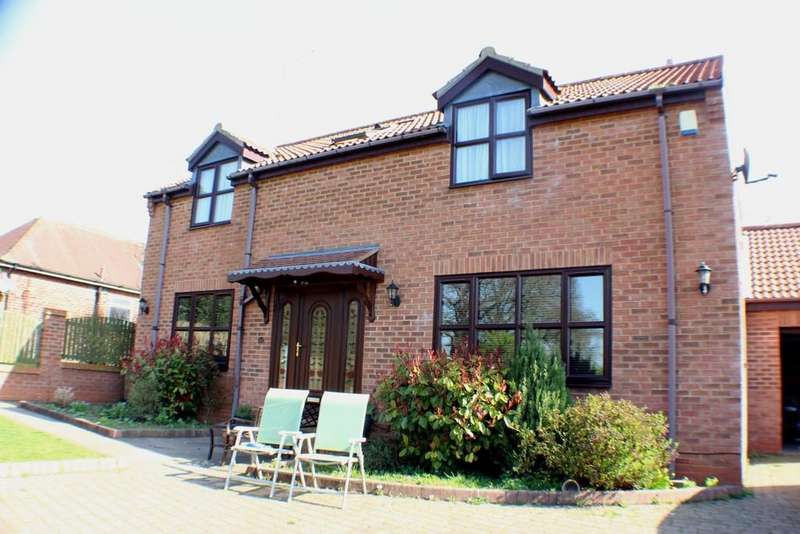 2 Bedrooms Detached House for sale in Moor Lane, Carnaby