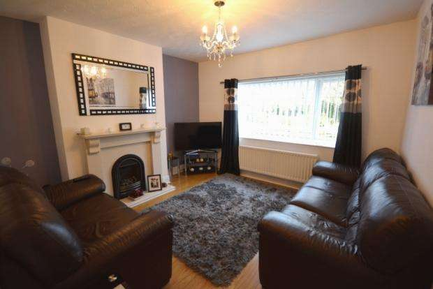 3 Bedrooms Terraced House for sale in Broadwood View, Chester Le Street, Dh3