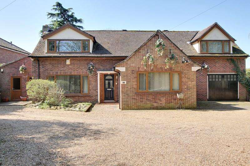 5 Bedrooms Detached House for sale in Low Road, Hellesdon, Norwich
