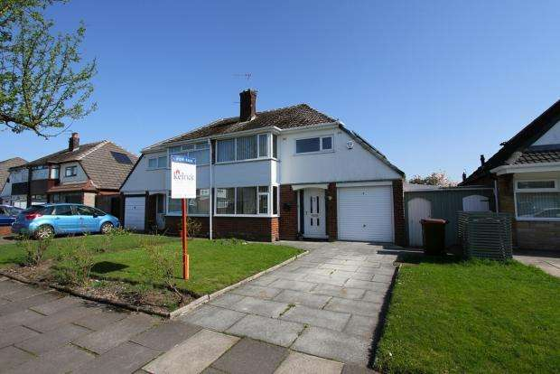 3 Bedrooms Semi Detached House for sale in Ennerdale Avenue Ashton In Makerfield Wigan