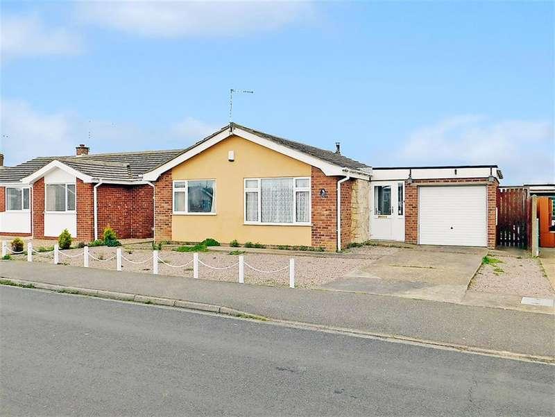 2 Bedrooms Detached Bungalow for sale in Buckingham Drive, Chapel St. Leonards, Skegness, PE24 5UN