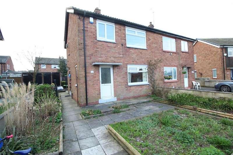 2 Bedrooms Semi Detached House for rent in Shaw Royd, Yeadon, Leeds