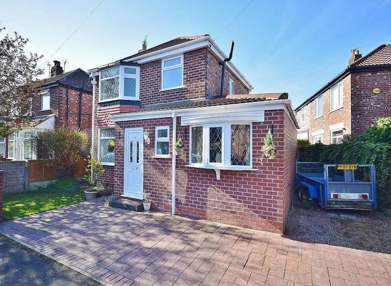 3 Bedrooms Detached House for sale in Easton Drive, Cheadle