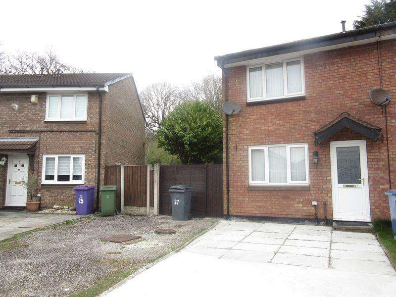 2 Bedrooms Town House for sale in Pinewood Avenue, Liverpool, L12 0JB