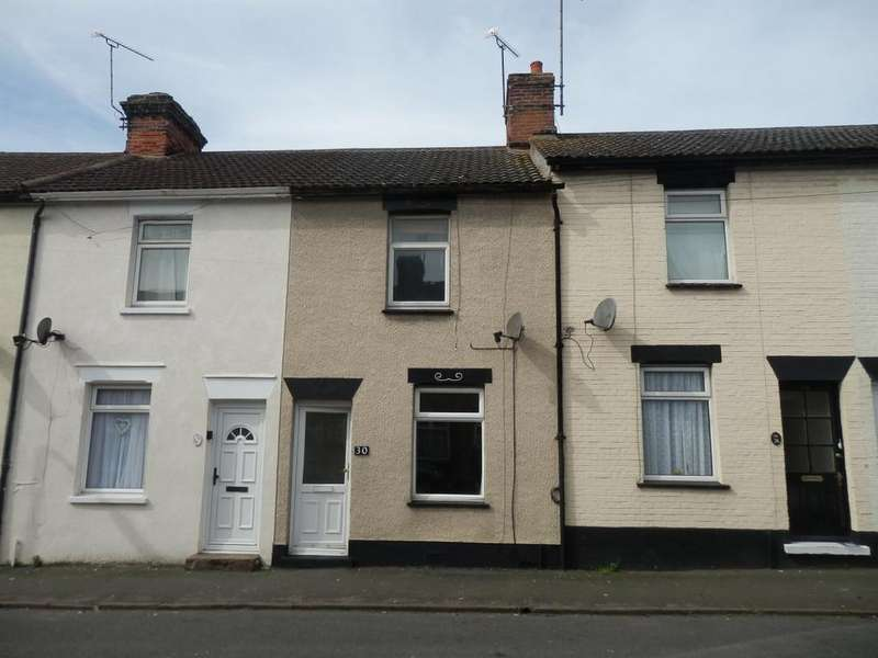 2 Bedrooms Terraced House for sale in PRINCESS STREET, PARKESON CO12