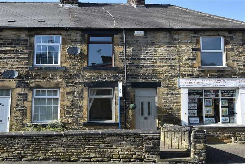 2 Bedrooms Terraced House for sale in Yew Lane, Ecclesfield, Sheffield, S5
