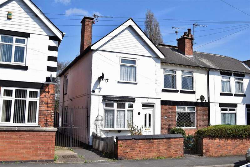 3 Bedrooms Semi Detached House for rent in Gordon Avenue, Mansfield