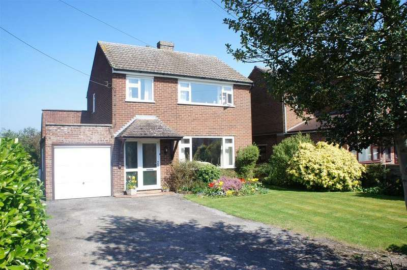 3 Bedrooms Detached House for sale in Crawley Road, Cranfield