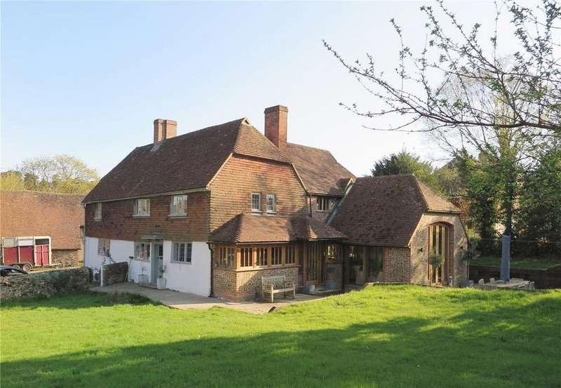 4 Bedrooms Detached House for sale in Tilford, Farnham, Surrey, GU10