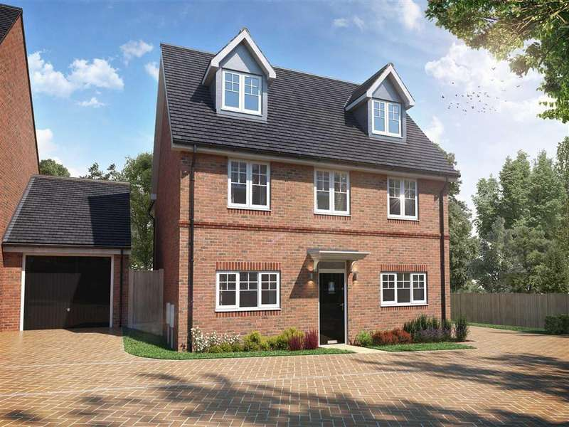4 Bedrooms Detached House for sale in Forest Ridge, Coopersale, Essex