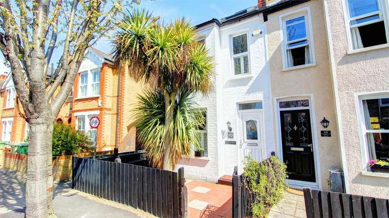 3 Bedrooms End Of Terrace House for sale in Salisbury Road, Bromley, Kent