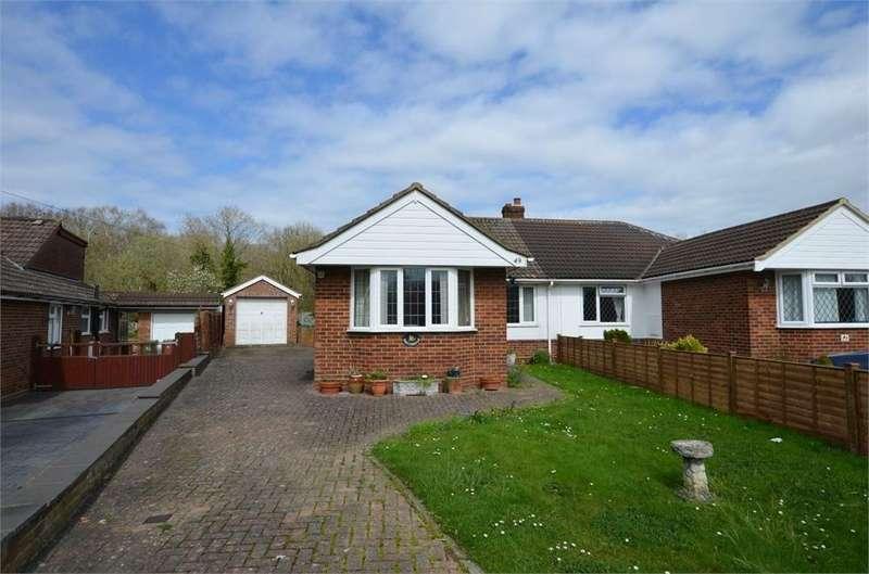 3 Bedrooms Semi Detached Bungalow for sale in St Michaels Avenue, Fairlands, Guildford, Surrey