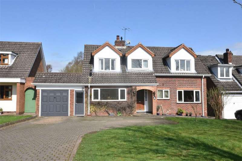 4 Bedrooms Detached House for sale in Upper Way, Upper Longdon, Rugeley, Staffordshire