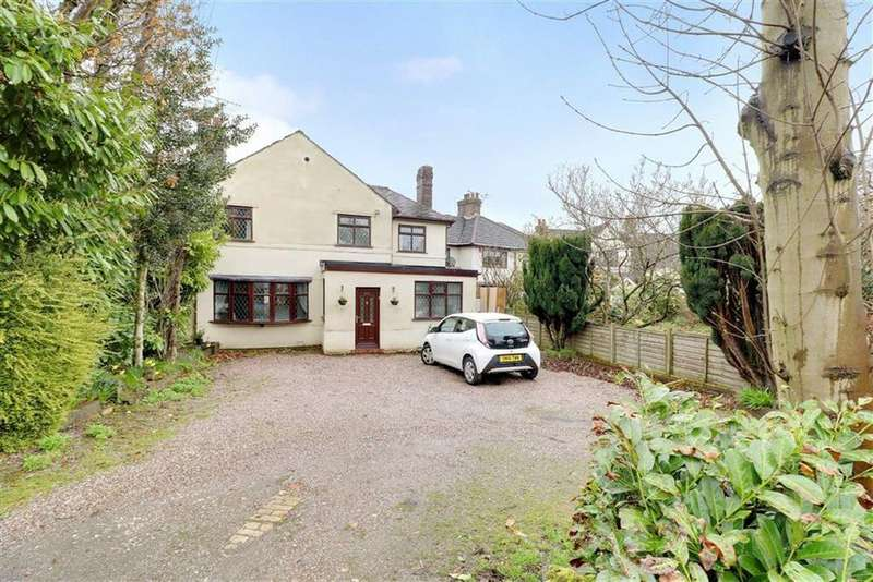 3 Bedrooms Semi Detached House for sale in Weston Road, Weston Coyney, Stoke-on-Trent