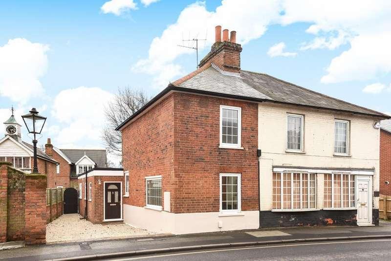 3 Bedrooms House for sale in Old Woking, Surrey, GU22