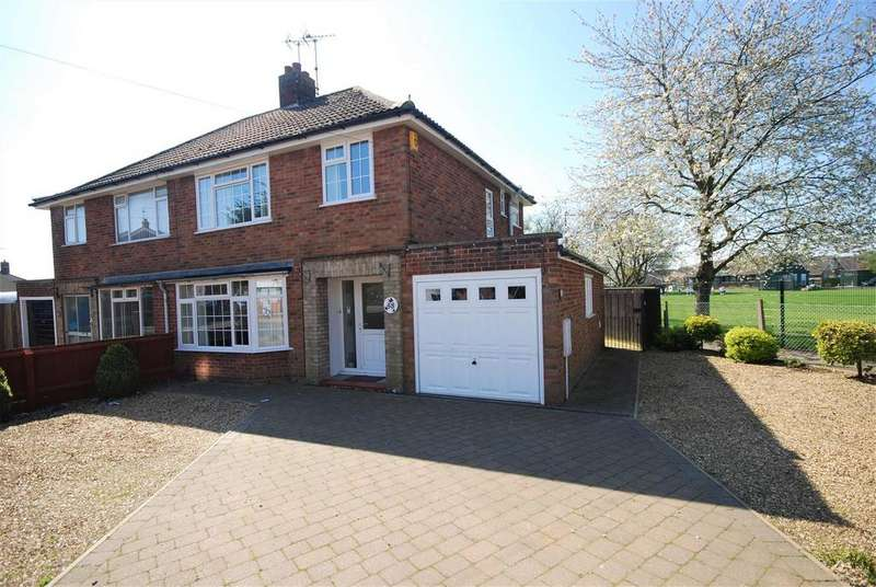 3 Bedrooms Semi Detached House for sale in Knight Street, Pinchbeck, Spalding