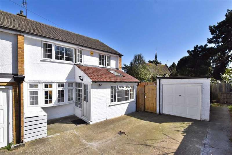 3 Bedrooms End Of Terrace House for sale in Hilldrop Road, Bromley, Kent
