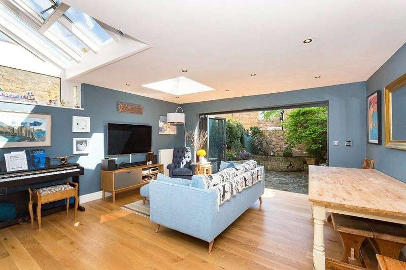 2 Bedrooms Flat for sale in Thane Villas, Holloway, London, N7