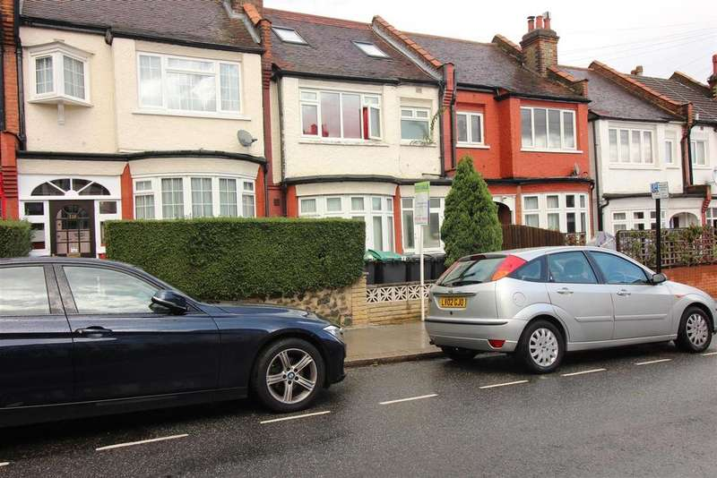 4 Bedrooms Terraced House for sale in Woodside Road, Woodgreen