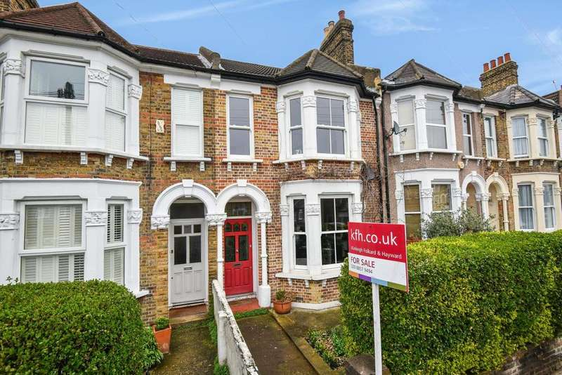 3 Bedrooms Terraced House for sale in George Lane, Hither Green