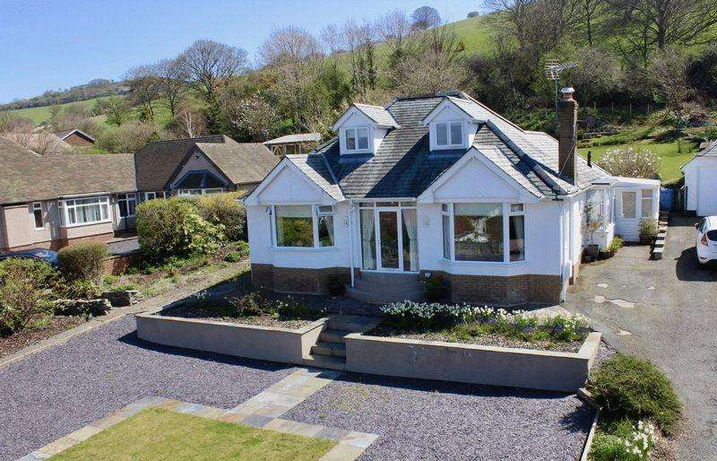 4 Bedrooms Detached Bungalow for sale in Talton Court, Prestatyn