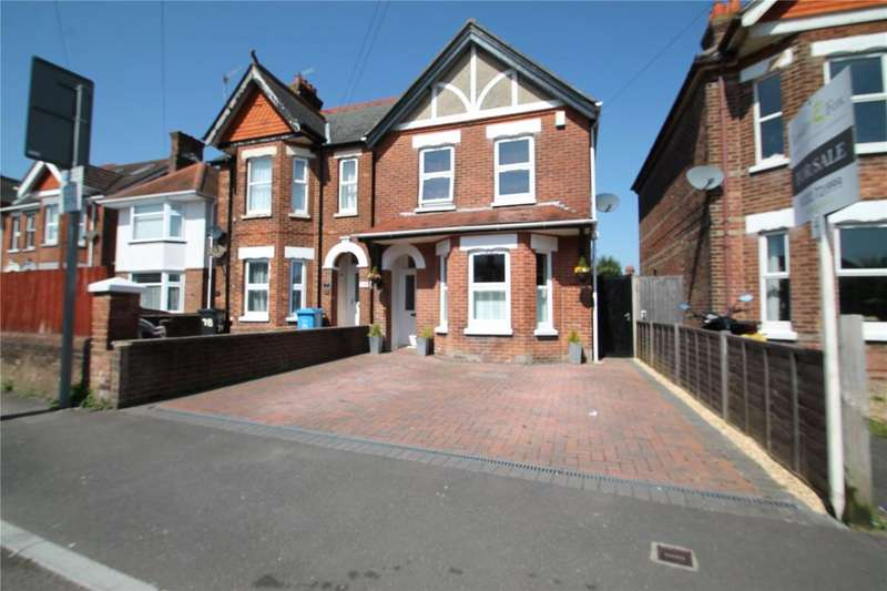 3 Bedrooms Detached House for sale in Jolliffe Road, Poole, BH15
