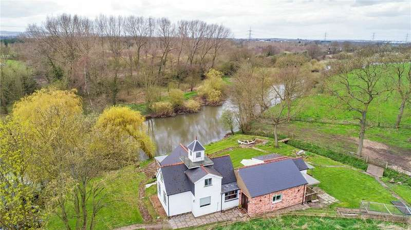 5 Bedrooms Detached House for sale in Cotes Road, Barrow upon Soar, Loughborough