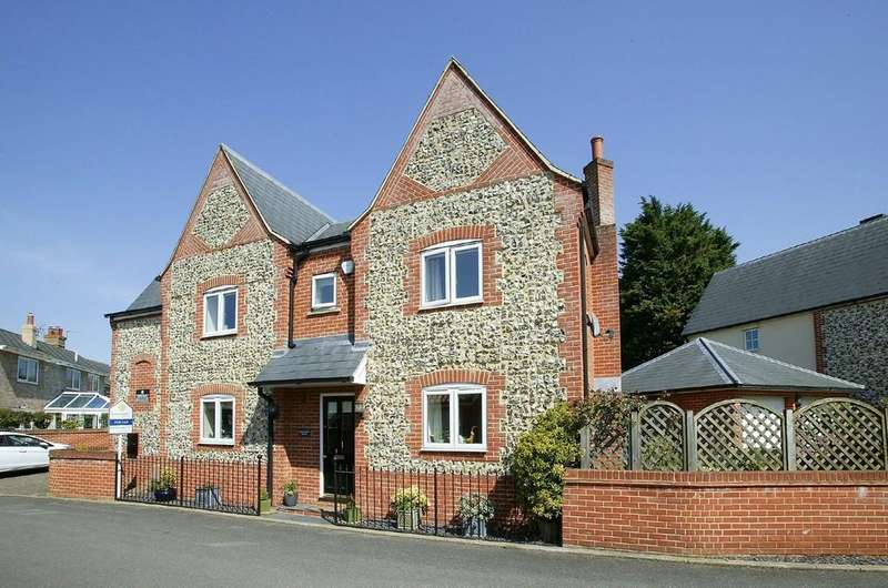 4 Bedrooms Detached House for sale in Timber Road, East Harling