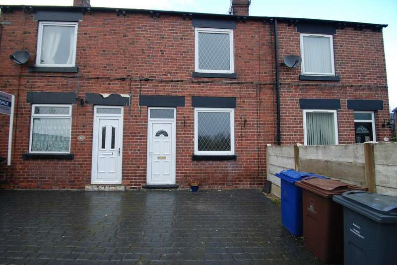 2 Bedrooms Terraced House for sale in Church Street, Royston, Barnsley