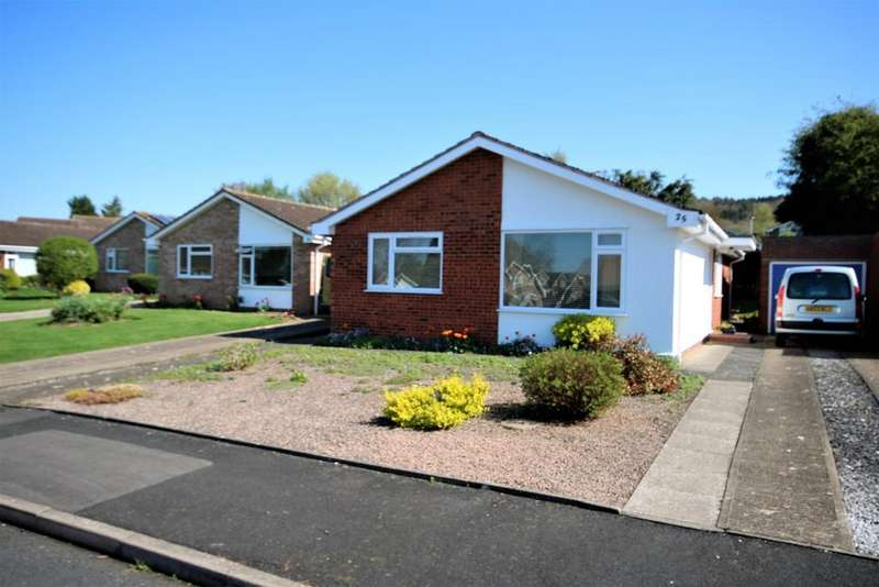 3 Bedrooms Detached Bungalow for sale in Orchard Place, Ledbury, HR8