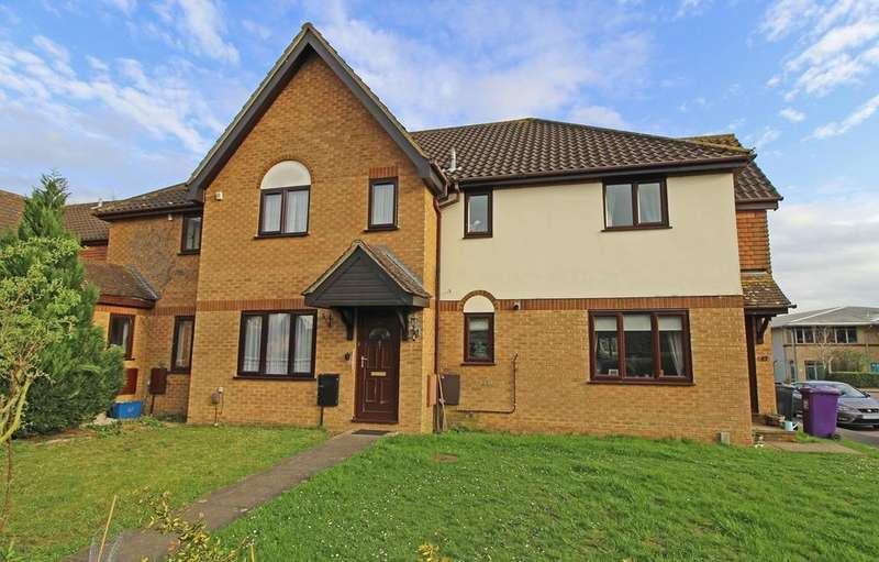 3 Bedrooms Terraced House for sale in Tabbs Close, Letchworth Garden City, SG6