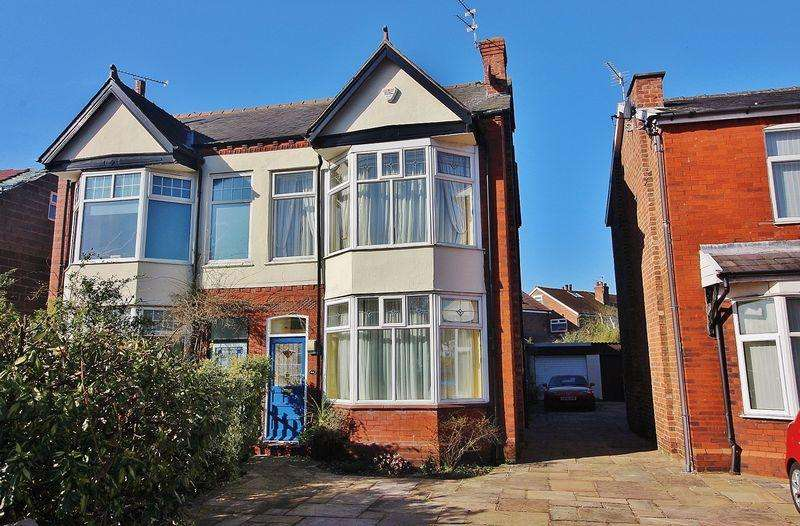 4 Bedrooms Semi Detached House for sale in Leamington Road, Ainsdale