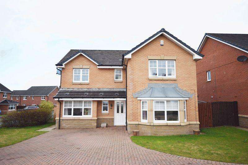 4 Bedrooms Detached Villa House for sale in 35 Cambuskeith Drive ,Kilmarnock KA1 2RX