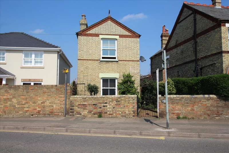 2 Bedrooms Detached House for sale in 25 Sun Street, Biggleswade, SG18